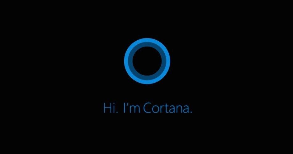 Enabling Cortana
