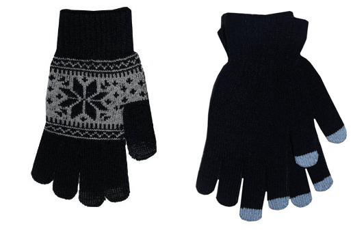smartphone glove
