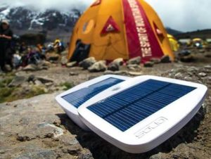 Solio Solar Powered Charger - $70