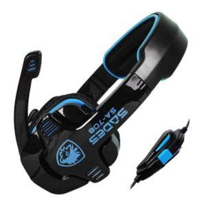 Sades SA708 earphones