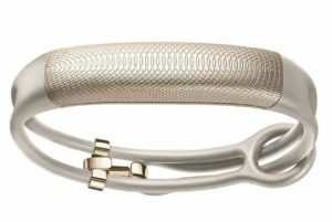 Jawbone UP2 Fitness tracker Oat color for moms