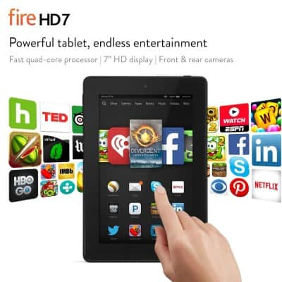 Kindle Fire HD 7 - father's day