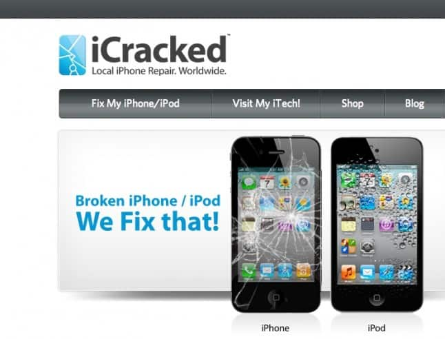 Icracked a dependable service that fixes iphones ipods ipads and prices services icracked solutioingenieria Gallery