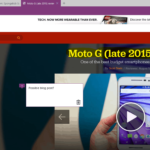 One Note integration in Microsoft Edge Browser
