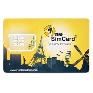 international sim card