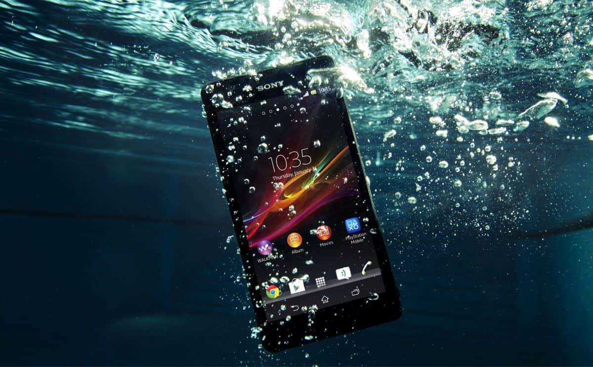 best waterproof smartphone