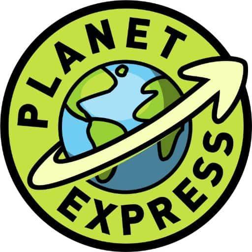 Planet Express forwarding service