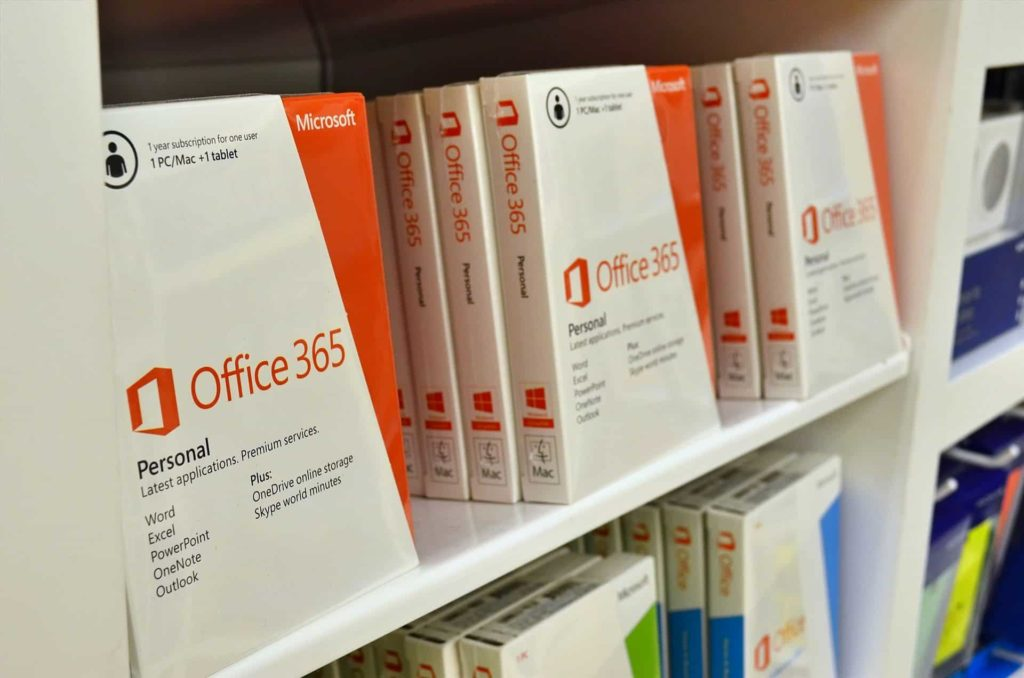 Office 365 subscription