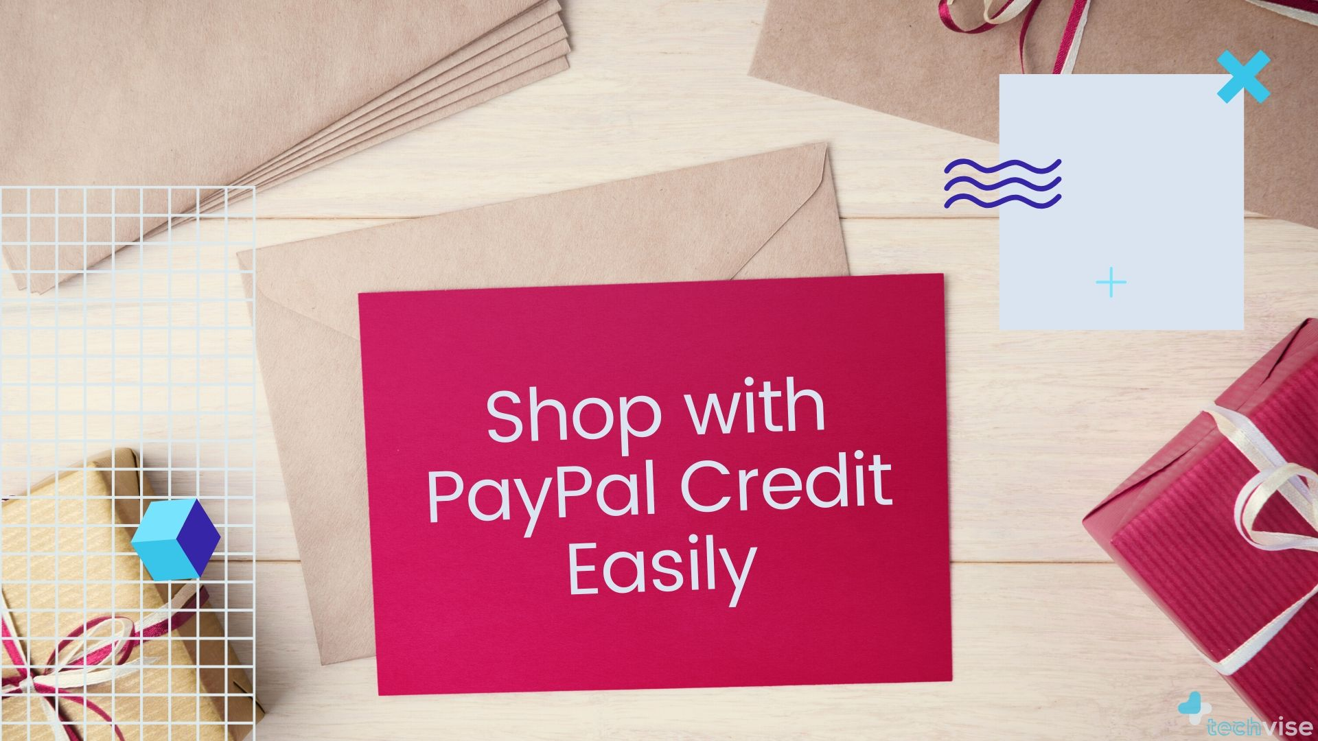 shop on amazon with PayPal credit
