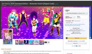 Select Digtial version of game