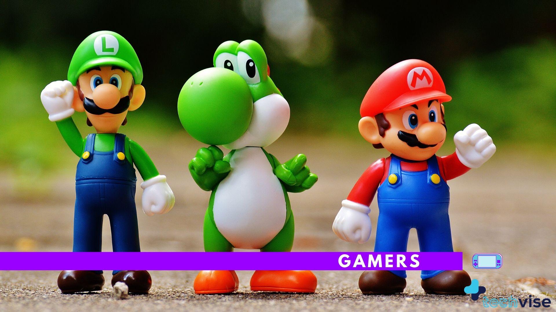 Buy Nintendo Games Online