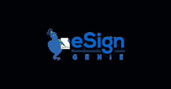 eSigning service