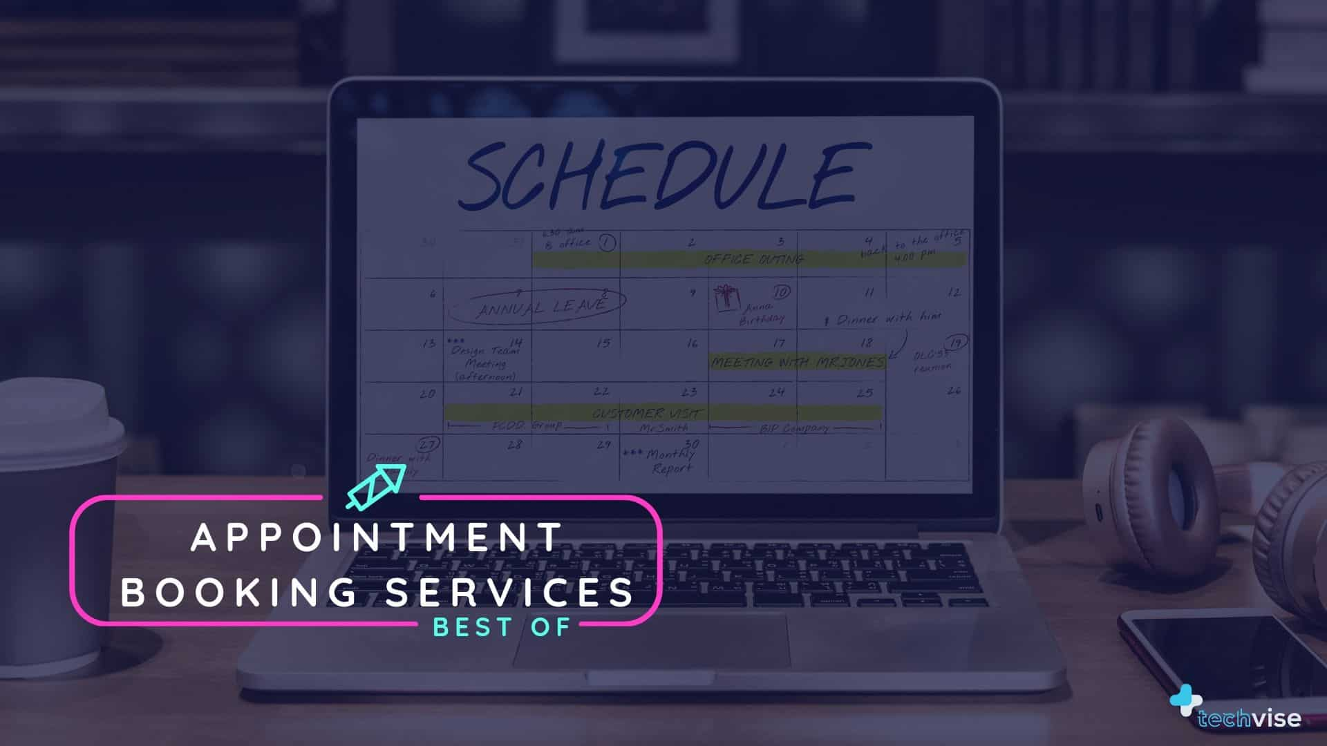 Appointment scheduling solution