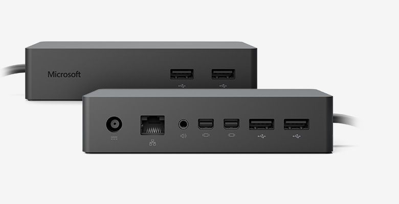 Microsoft and Surface Dock