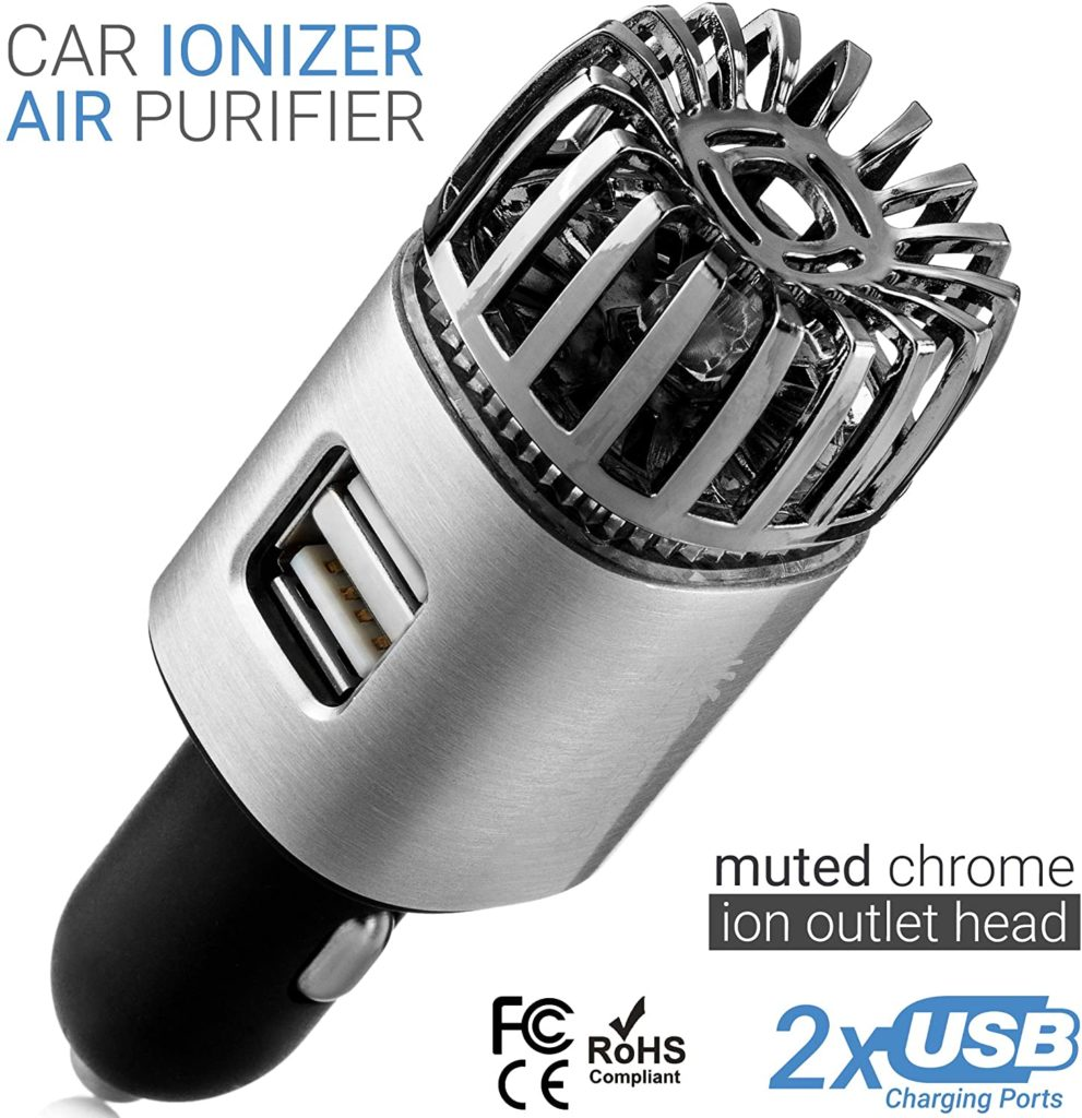 car gadget - Air Purifier