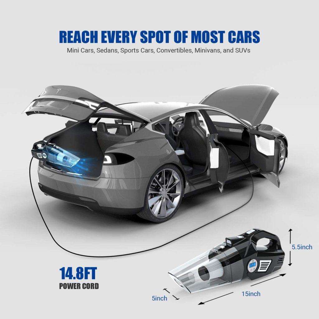 car gadget - Vacuum
